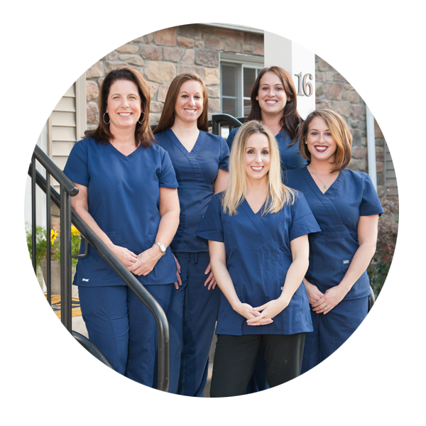 The Gentle Dentist Team