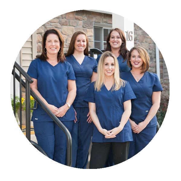 The Gentle Dentist Team